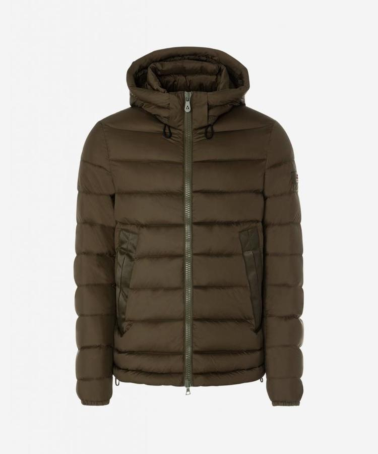 PEUTEREY PEUTEREY FIDDLER CJ SUPERLIGHT NYLON DOWN JACKET