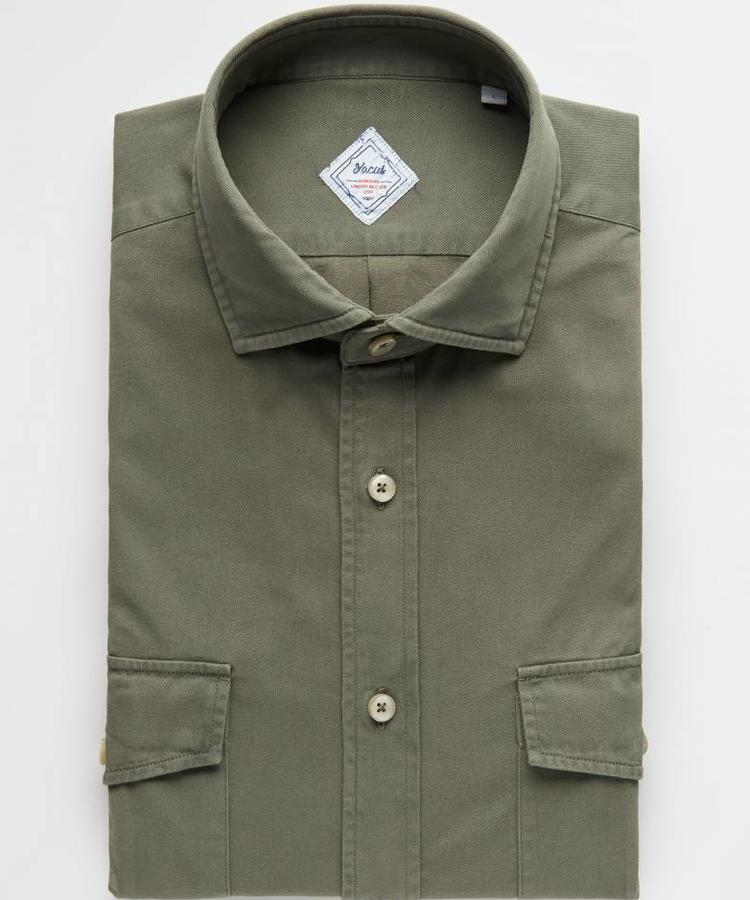 XACUS XACUS ARMY LIMITED EDITION HERITAGE SHIRT
