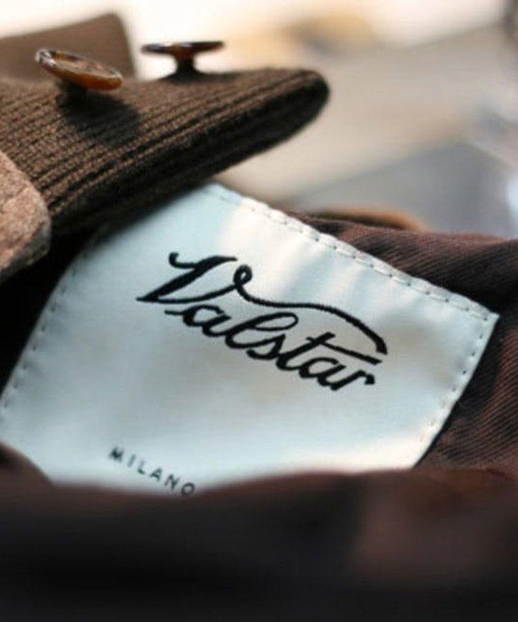 VALSTAR VALSTAR CAFFÉ VALSTARINO UNLINED SUEDE BOMBER JACKET, Size 50