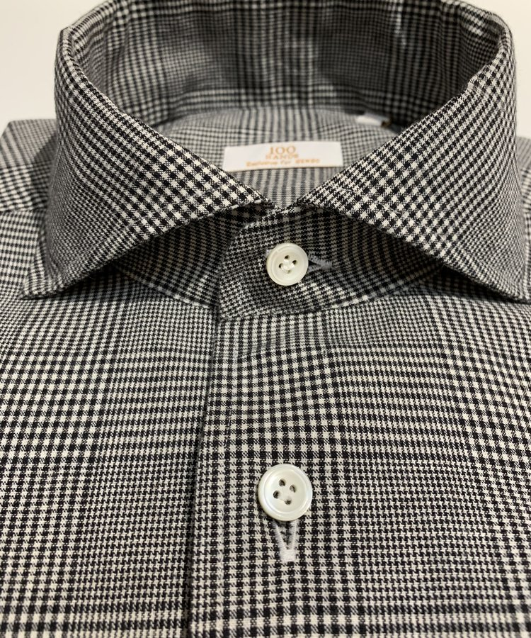 100 HANDS 100 HANDS THICK TWILL CHECKED SCHILLER SHIRT