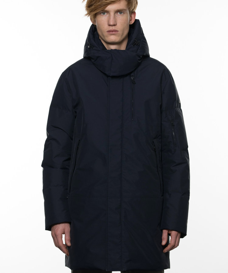 DUNO DUNO PADDED TECH PARKA