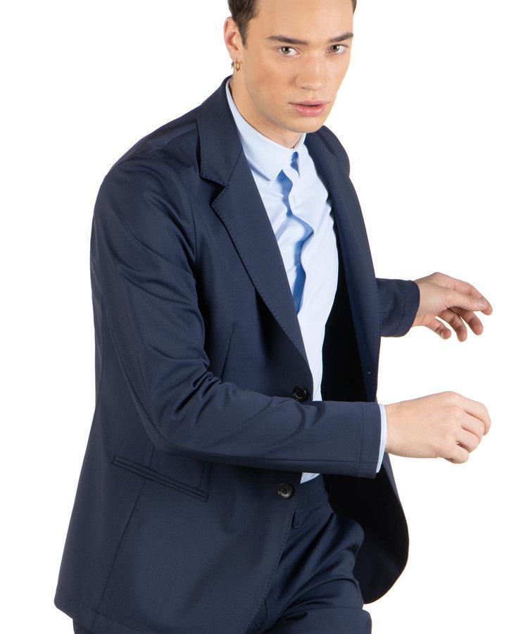 HYDROGEN HYDROGEN FUTURELAB JACKET BLUE