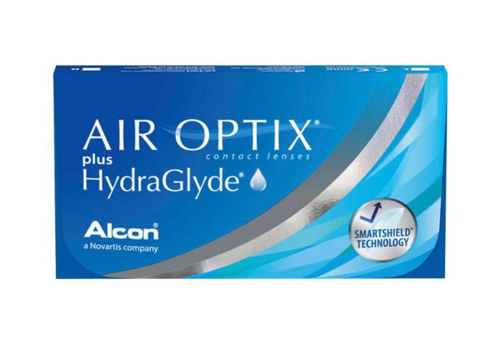 Air Optix Air Optix Hydraglyde 6 pack