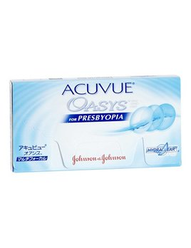 Acuvue Acuvue Oasys For Presbyopia  6pack