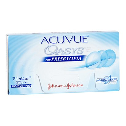 Acuvue Acuvue Oasys For Presbyopia  6 pack