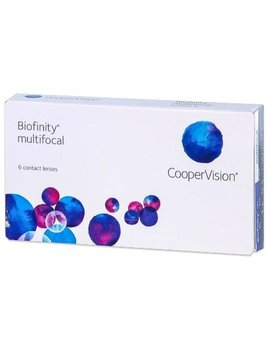 CooperVision Biofinity Multifocal (6 Pack)