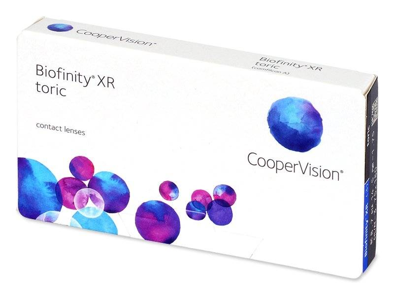 CooperVision Biofinity Toric XR