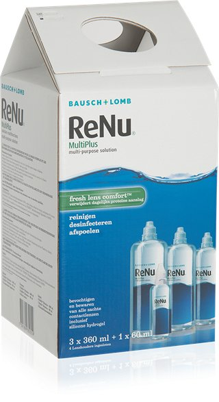 Bausch & Lomb Renu Multiplus (6 Maanden)