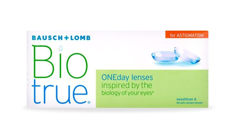 Bausch & Lomb Biotrue ONEday for Astigmatism 30