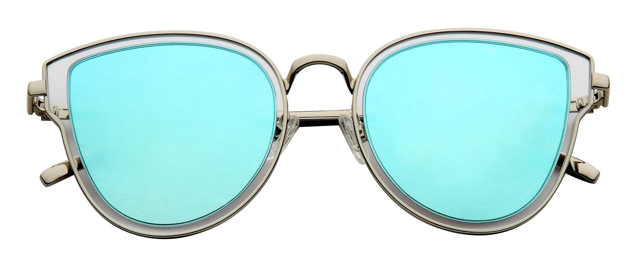 Brabanders Kimber silver soft blue