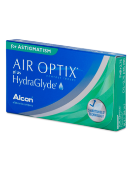 Air Optix Air Optix hydraglyde for Astigmatisme (6 Pack)