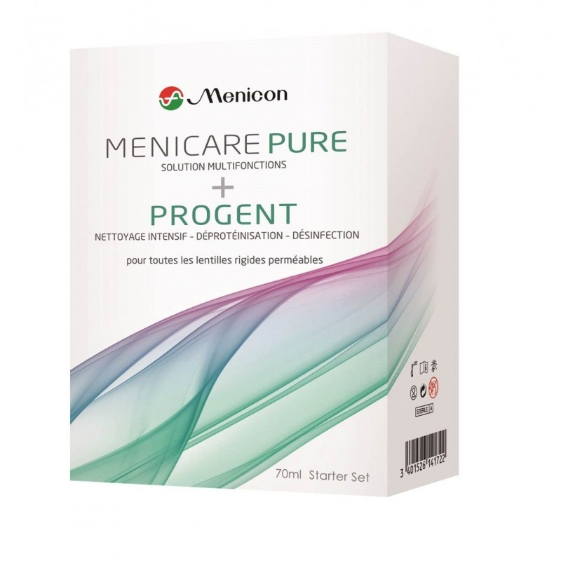 Menicon Menicare Pure 70 ml