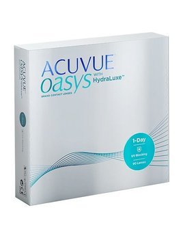 Acuvue Acuvue Oasys 1-Day met HydraLuxe (90 Pack)