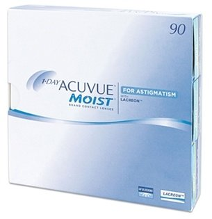 Acuvue 1 Day Acuvue Moist for Astigmatisme (90 Pack)
