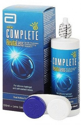 AMO Complete RevitaLens Flight Pack (100 ml)