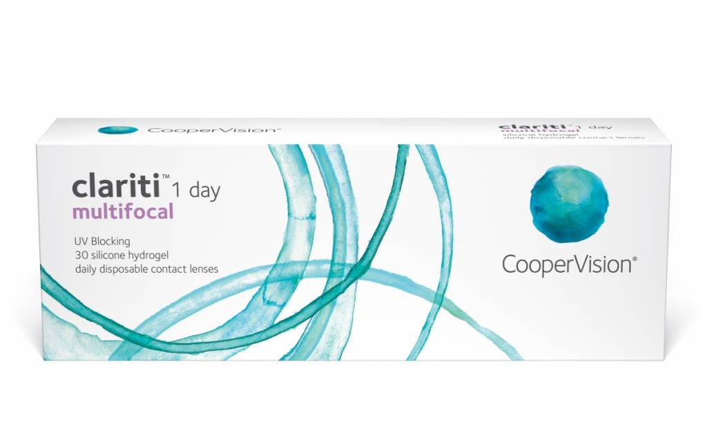 Clariti Clariti 1-Day Multifocal (30 Pack)
