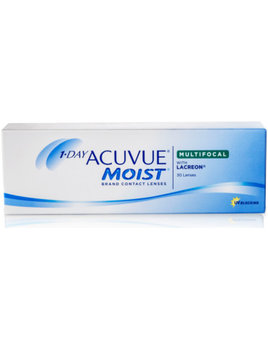 Acuvue Acuvue 1-Day Moist Multifocal (30 Pack)