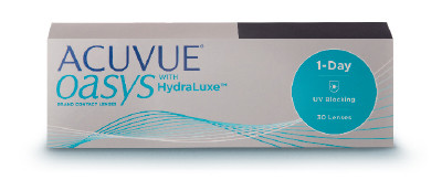 Acuvue Acuvue Oasys 1-Day met HydraLuxe (30 Pack)