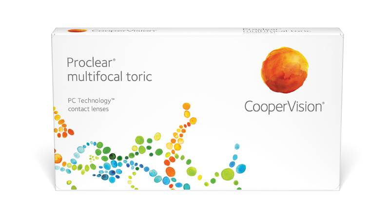 Proclear Proclear Multifocal Toric (6 Pack)