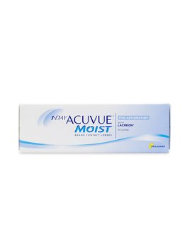 Acuvue 1 Day Acuvue Moist for Astigmatisme (30 Pack)