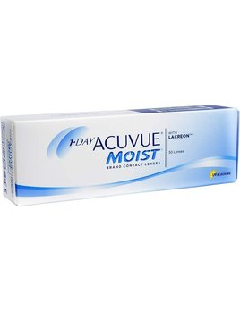 Acuvue 1 Day Acuvue Moist (30 Pack)