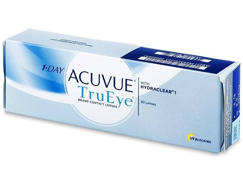 Acuvue 1 Day Acuvue TruEye (30 Pack)