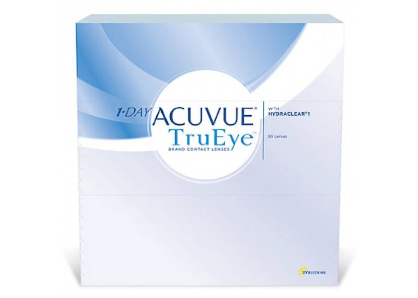Acuvue 1 Day Acuvue TruEye (90 Pack)