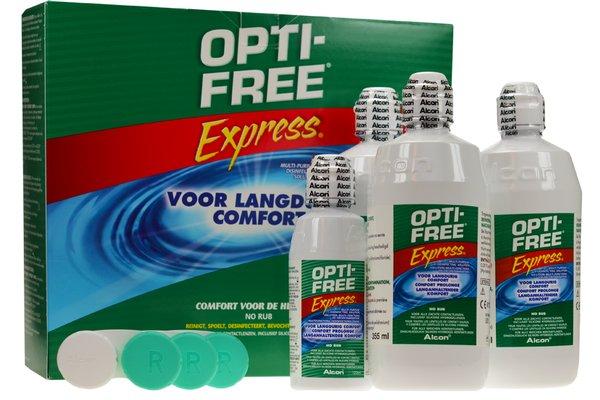 Alcon Opti-Free Express (6 Maanden)