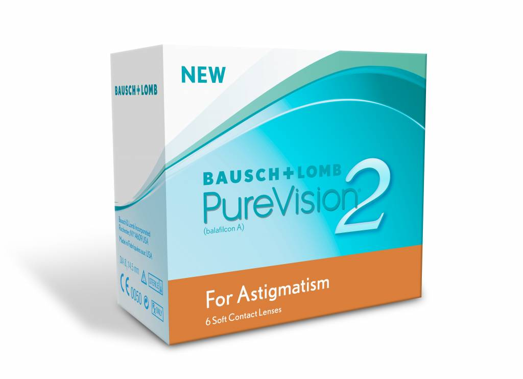 PureVision PureVision 2 HD for Astigmatism (6 Pack)