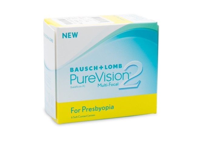 PureVision PureVision 2 for Presbyopia (6 Pack)