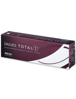 Dailies Dailies Total 1 (30 Pack)