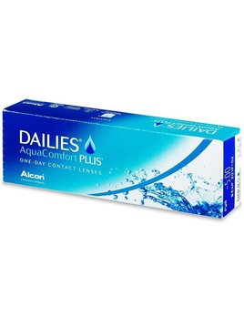 Dailies Dailies AquaComfort Plus (30 Pack)