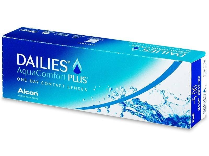 Dailies Dailies AquaComfort Plus (30 Pack)