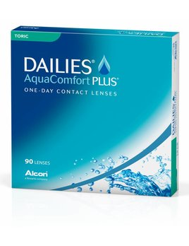 Dailies Dailies AquaComfort Plus Toric (90 Pack)