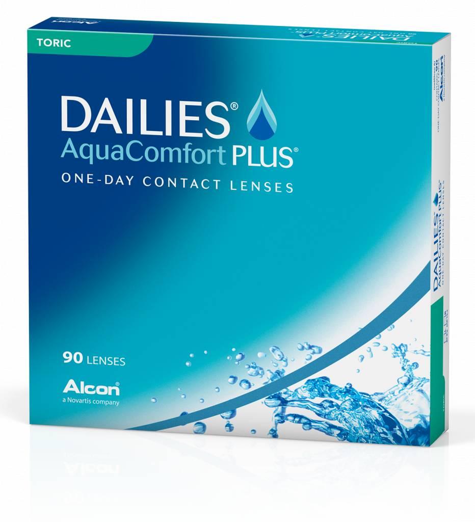 Dailies Dailies AquaComfort Plus Toric (90 Pack)