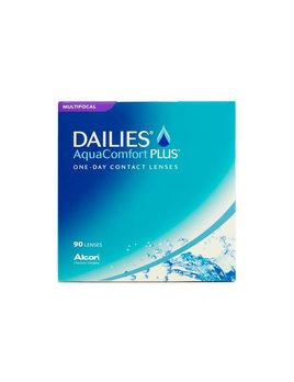 Dailies Dailies AquaComfort Plus Multifocal (90 Pack)