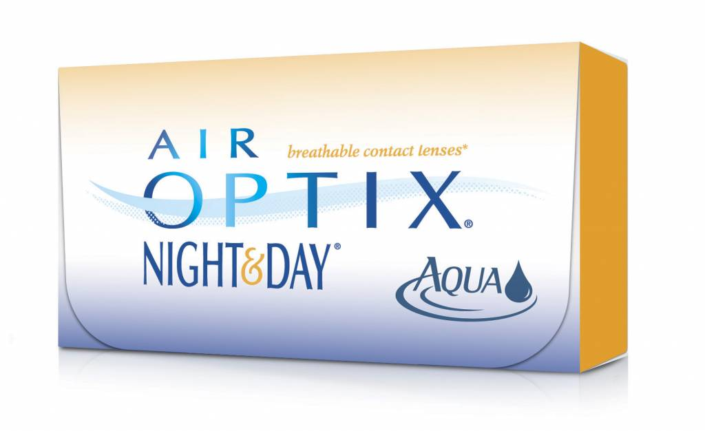 Air Optix Air Optix Aqua Night And Day (6 Pack)