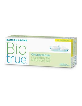 Biotrue Biotrue ONEday for Presbyopia (30 Pack)