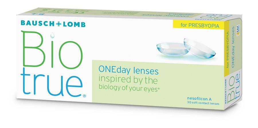 Biotrue Biotrue ONEday for Presbyopia (30 Pack)