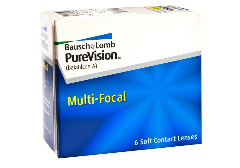 PureVision PureVision Multifocal (6 Pack)