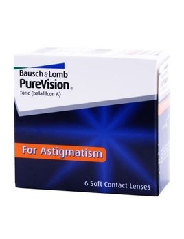 PureVision PureVision for Astigmatism (6 Pack)