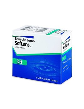 Soflens SofLens 38 (6 Pack)