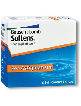 Soflens Soflens Toric for Astigmatisme (6 Pack)