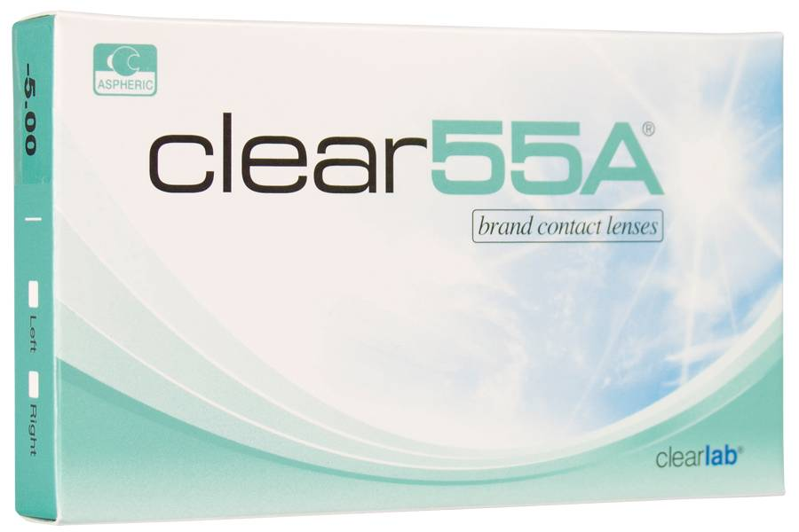 Technop Clear 55 A (6 Pack)