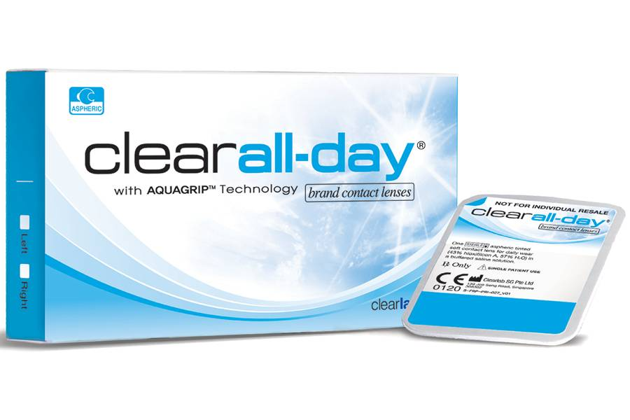 Technop Clear All-Day (6 Pack)