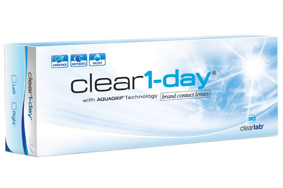 Technop Clear 1 Day (30 Pack)