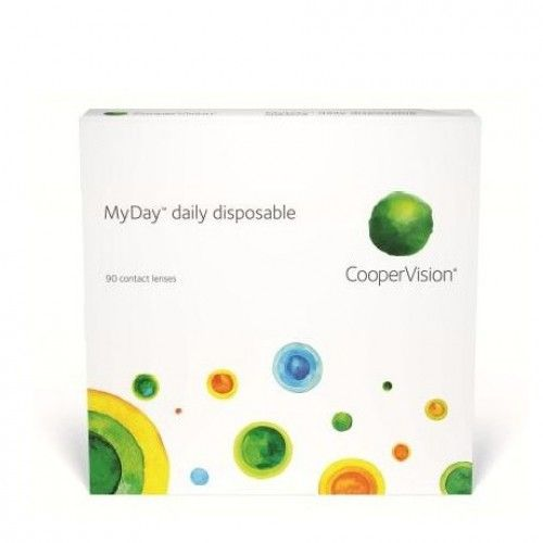 CooperVision MyDay (90 Pack)
