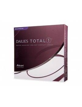 Dailies Dailies Total 1 Multifocal (90 Pack)