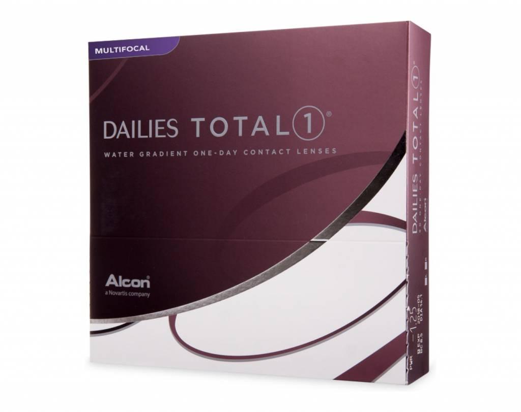 Dailies Dailies Total 1 Multifocal (90 Pack)