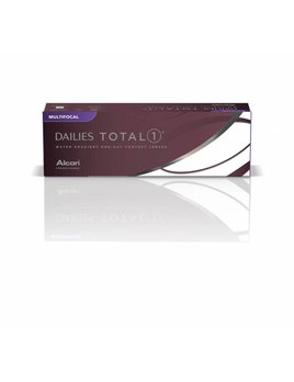 Dailies Dailies Total 1 Multifocal (30 Pack)